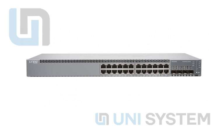 Switch Juniper EX2300-24T-VC