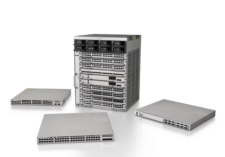 Cisco Catalyst 9200 Series
