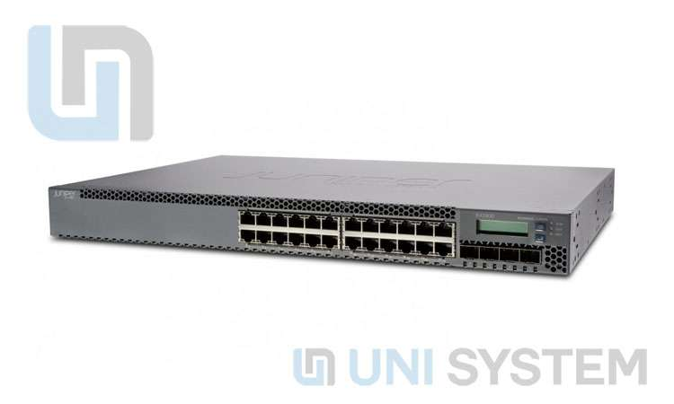 Switch Juniper EX3300-24T-DC