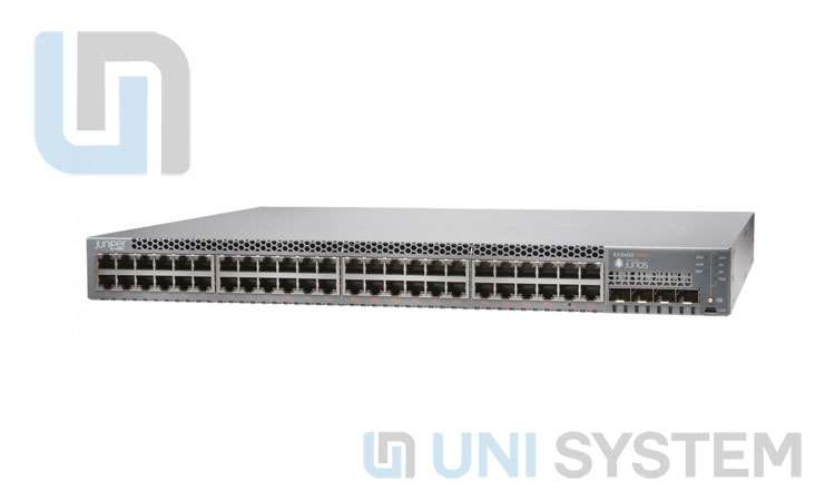 Switch Ethernet EX3400-48T hãng Juniper