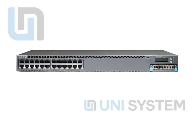 Ethernet Juniper Switch EX4300 Series 24 Port