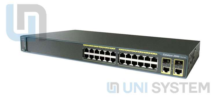 tính năng switch Cisco WS-C2960+24TC-L