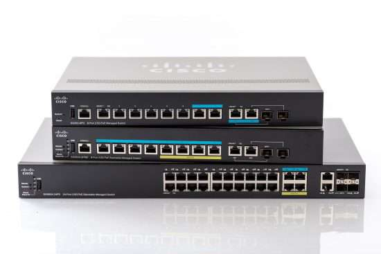 Cisco New 250 Series cho Small Business