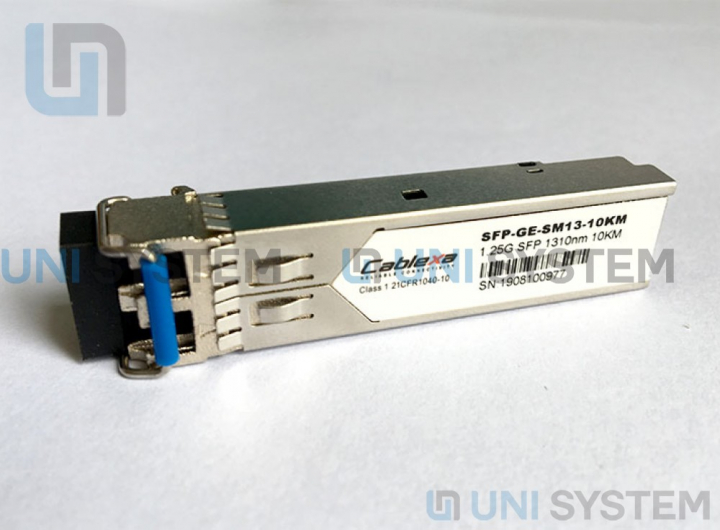 Module quang Cablexa SFP-GE-SM13-10KM, 1.25G, 10Km, giá tốt