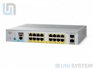 Cisco WS-C2960L-16PS-LL