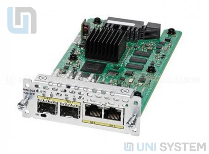 NIM-2GE-CU-SFP,cisco NIM-2GE-CU-SFP,Module NIM-2GE-CU-SFP