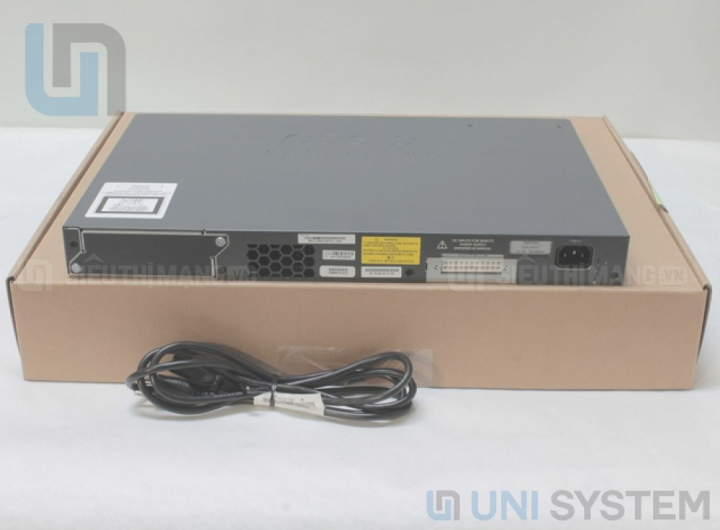Switch Cisco WS-C2960X-48TS-L Catalyst 2960-X 48 port GigE + 4 ports SFP 1Gb, LAN Base