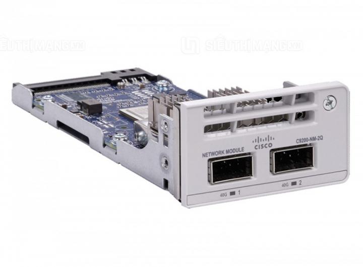 C9200-NM-2Q, cisco C9200-NM-2Q, Network module C9200-NM-2Q