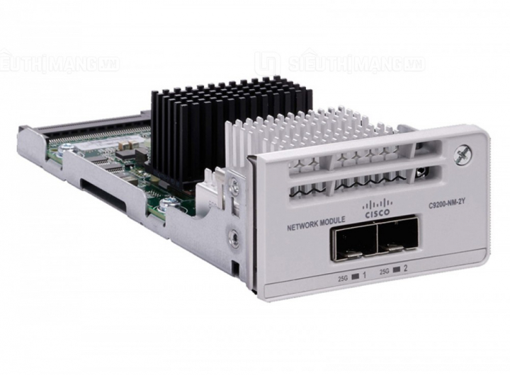 C9200-NM-2Y, cisco C9200-NM-2Y, Network module C9200-NM-2Y