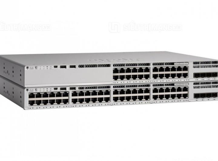 C9200-48PXG-E,  Switch Cisco C9200-48PXG-E