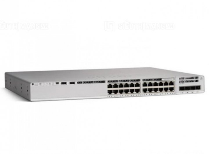 C9200L-24T-4G-E,  Switch Cisco C9200L-24T-4G-E