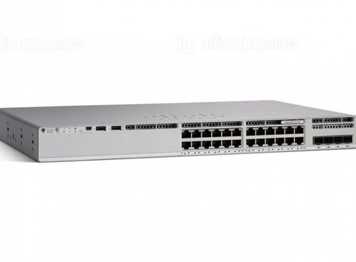 C9200L-24P-4G-E,  Switch Cisco C9200L-24P-4G-E
