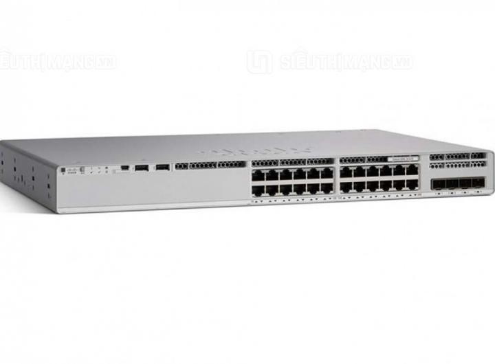 C9300L-24P-4G-E, Cisco C9300L-24P-4G-E, switch Cisco C9300L-24P-4G-E