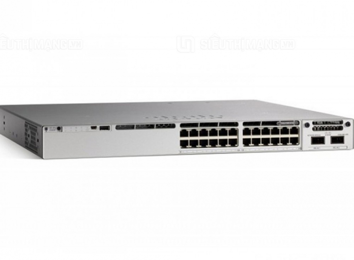 Cisco C9300-24UX-A