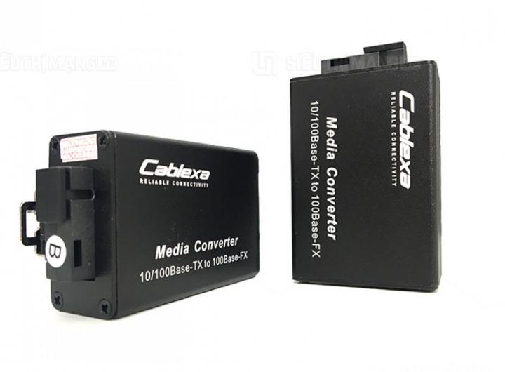 FMC-100-M-CA, FMC-100-M-CA, cablexa FMC-100-M-CA, converter FMC-100-M-CA, converter 100M 1 sợi