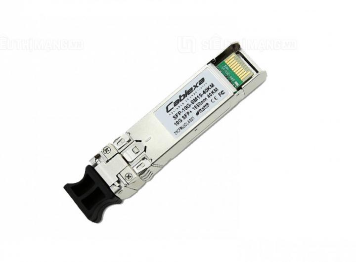 Module quang 10G SFP-10G-SM15-40KM