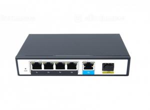 Switch PoE 4 Ports 10/100/1000Mbps