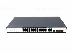 Switch PoE 24 Ports 10/100/1000Mbps Managed