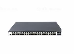 Switch PoE 48 Ports 10/100/1000Mbps Managed