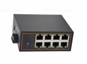Switch công nghiệp 8 ports 10/100/1000Mbps