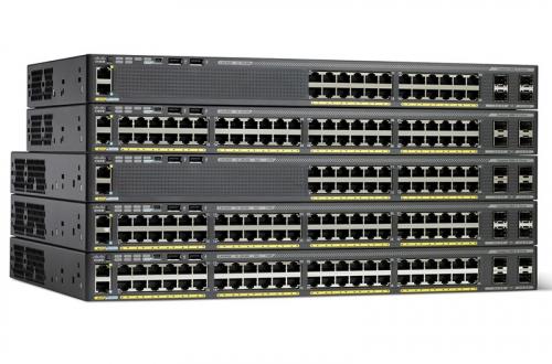 Phân phối switch Cisco catalyst 2960X chính hãng uy tín chuyên nghiệp