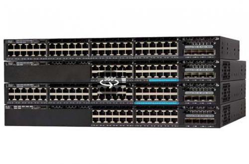 Siêu Thị Mạng phân phối switch Cisco catalyst 3650 chính hãng uy tín