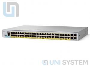 Cisco WS-C2960L-SM-48PQ
