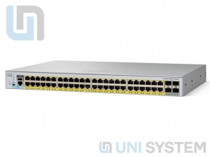 Cisco WS-C2960L-SM-48PS