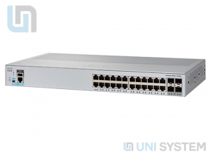 Cisco WS-C2960L-SM-24PS