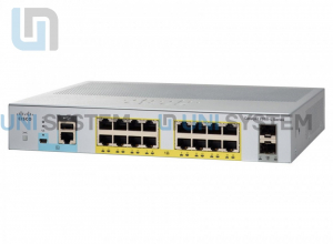 Cisco WS-C2960L-SM-8PS