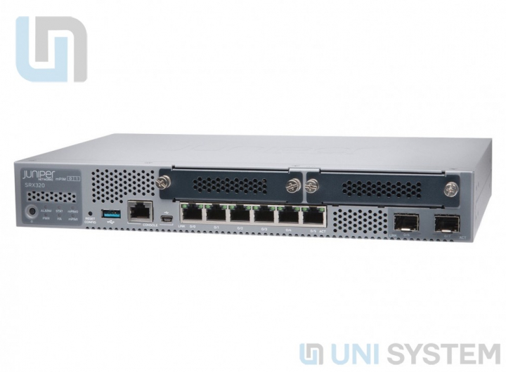 SRX320-SYS-JE, firrewall Juniper, Firewall Juniper chính hãng