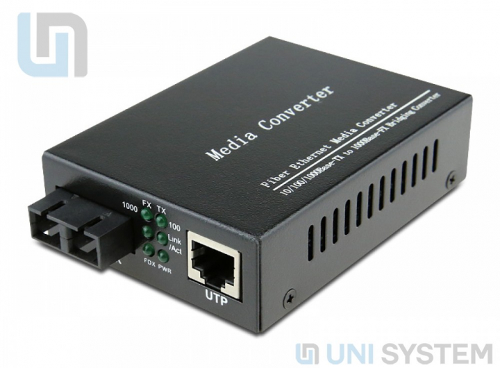 converter 2 sợi quang, converter quang 2 sợi, Bộ chuyển đổi quang điện 2 sợi, bộ chuyển đổi 2 sợi quang, converter 10 100 1000, converter quang 10 100 1000, FMC-GESA-1F1T-85M05