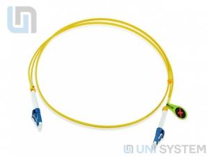 Dây nhảy quang Singlemode LC Duplex 3m