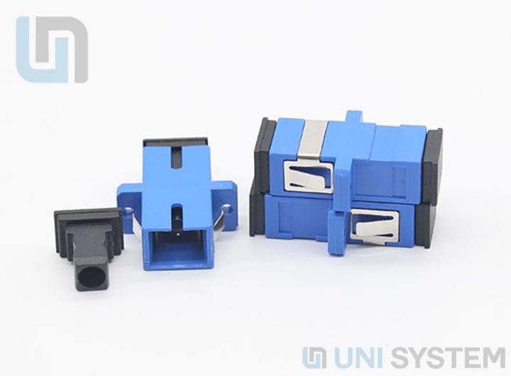 Adapter SC/UPC, adapter SC, Adapter SC/APC, đầu nối quang, Adapter quang