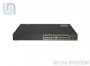 Cisco WS-C2960+24PC-L
