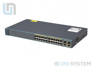 Cisco WS-C2960+24PC-S