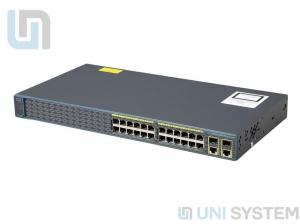 Cisco WS-C2960+24PC-S