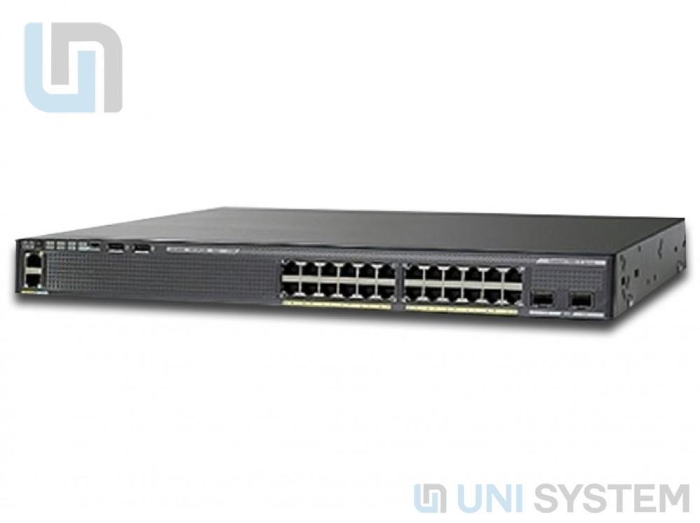 Cisco WS-C2960XR-24TS-I