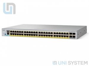 Cisco WS-C2960L-48PQ-LL