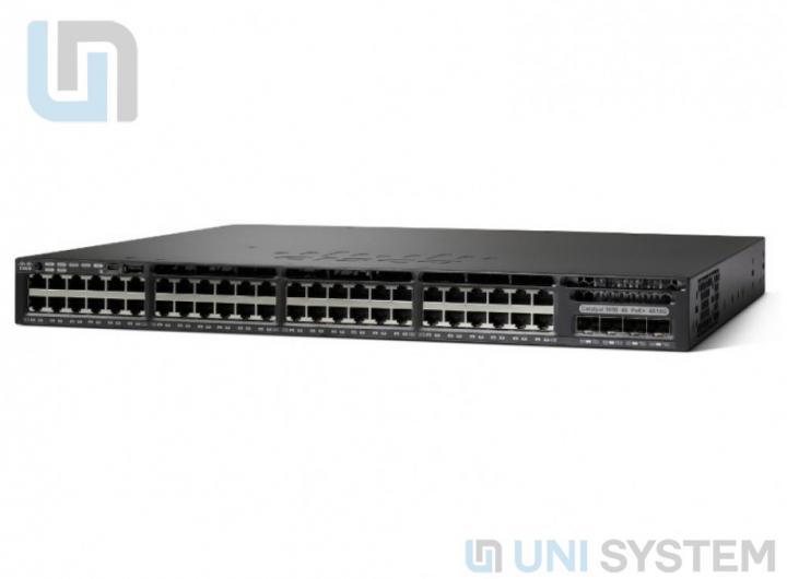 WS-C3650-48TS-L, cisco WS-C3650-48TS-L, switch WS-C3650-48TS-L, layer 3 WS-C3650-48TS-L