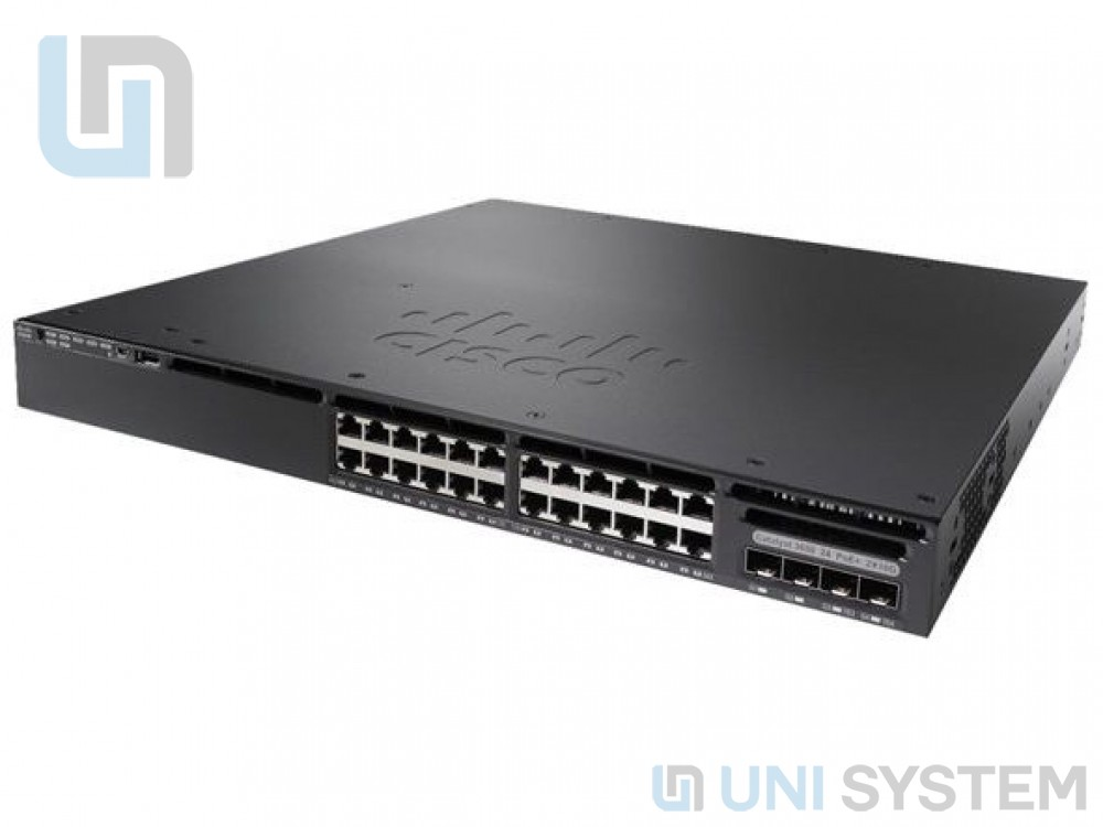 Cisco WS-C3650-24TS-S