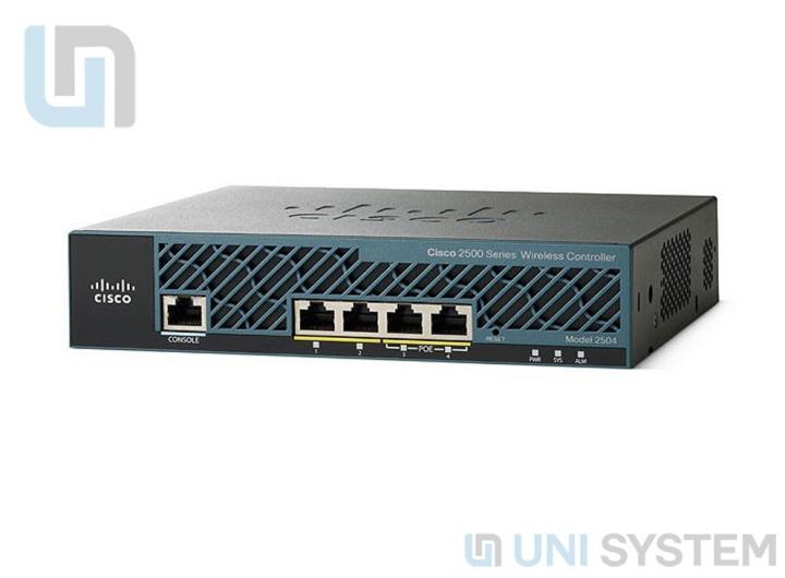 Cisco AIR-CT2504-25-K9