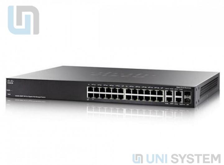 Cisco SG350-28MP