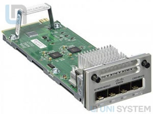 Cisco C3850-NM-4-1G