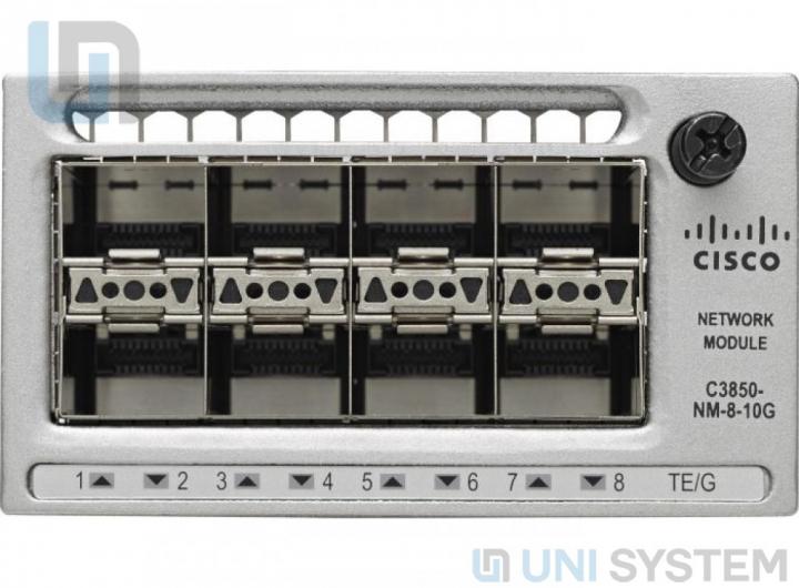 Cisco C3850-NM-8-10G