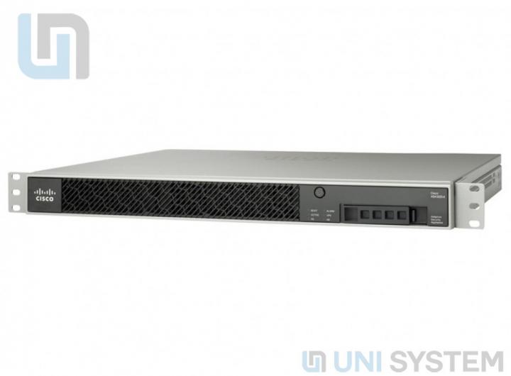 Tường lửa Cisco ASA 5500 Edition Bundle ASA5525-K9 ASA 5525-X with SW, 8GE Data, 1GE Mgmt, AC, 3DES/AES