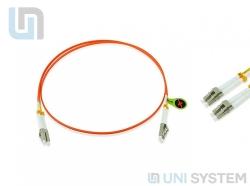 Dây nhảy quang FPC-DX-OS1 Multimode Duplex