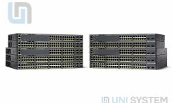 Đặc điểm nổi bật của bộ chuyển mạch Switch Cisco 2960X