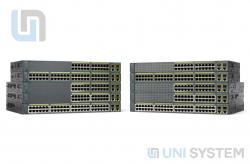 Vì sao nên sử dụng Switch Cisco C2960 Plus?