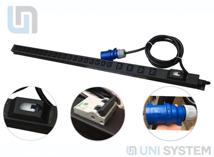 thanh nguồn PDU, thanh phân phối nguồn pdu